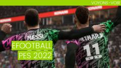 Voyons-Voir : eFootball/PES 2022