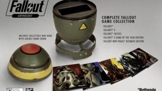 Fallout Anthology : Tout Fallout pour 50€