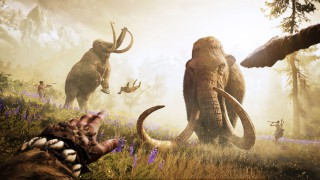 Far Cry Primal : Ubisoft vous fait chasser le mammouth