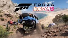 Forza Horizon 5 : Petit aperçu de la carte