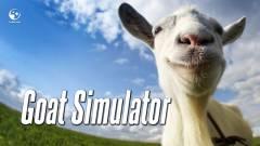 Goat Simulator : La chêvre est envoyé dans l'espace