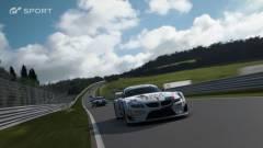 Gran Turismo Sport : La pluie arrive