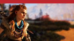 Test de Horizon Zero Dawn !