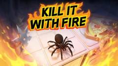 Kill it with Fire : Une nouvelle démo avec plus de possibilités