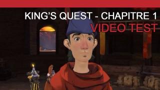 Test de King's Quest - Chapitre 1 !