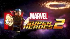 LEGO Marvel Super Heroes 2 : Le grand railer avec une date