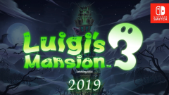 Luigi's Mansion 3 : Sur Switch en 2019