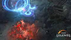 Magic Legends : Un peu de gameplay