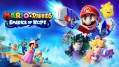Mario et les Lapins Crétins Sparks of Hope : Sauvez l'univers