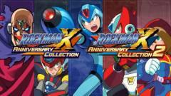 Mega Man X Legacy : Le best-of continue