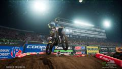Monster Energy Supercross : Jeu officiel de motocross