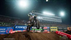 Monster Energy Supercross : Jeu officiel de motocross