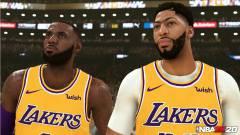 NBA 2K20 : Meilleure vente de l'année aux USA