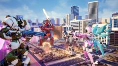 Override Mech City Brawl : Trailer de lancement
