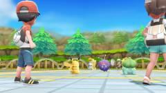 Pokemon Let's Go : Une vidéo de gameplay