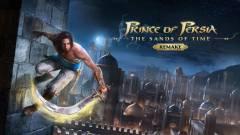 Prince of Persia les Sables du Temps : Un remake à bas coût