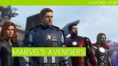 Voyons-Voir : Marvel's Avengers