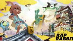 Project Rap Rabbit : Un lapin chante au Japon