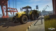 Pure Farming 18 : Voyagez tout en cultivant
