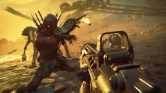 Rage 2 : Du gameplay avec une arme de Doom