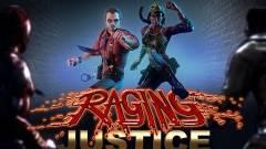 Raging Justice : Le goût de l'arcade sans le prix