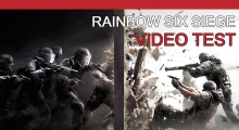 Test de Rainbow Six Siege !
