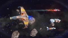 Rebel Galaxy Outlaw : Un très long gameplay