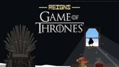 Reigns Game of Thrones : Contrôlez le destin du royaume