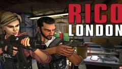 RICO London : Combattez les méchants dans une nouvelle ville