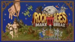 Rock of Ages 3 : Exploser des trucs de façon folle