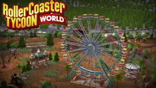 RollerCoaster Tycoon World : Une vidéo pour la pré-commande