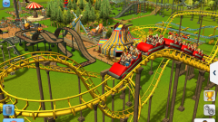 RollerCoaster Tycoon : Un financement participatif pour la Switch