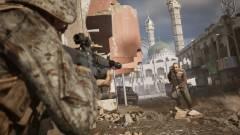 Six Days in Fallujah : Génération procédurale de la carte