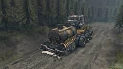 Spintires Mudrunner : Roulez dans la boue