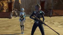 Star Wars the Old Republic : Le jeu passe free-to-play