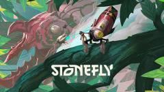 Stonefly : Des insects et des robots