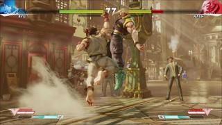 Street Fighter 5 : Présentation détaillée de 3 combattants