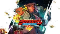 Streets of Rage 4 : La série revient 25 ans après