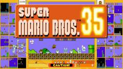 Super Mario Bros 35 : Mario fait du Battle Royale