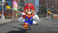 Super Mario Bros : Joyeux Anniversaire
