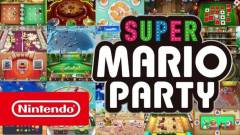 Super Mario Party : Le party game, partout