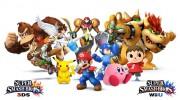 Super Smash Bros : Nouveau mode de jeu sur Wii U et 3DS !
