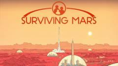Surviving Mars : Tenter de vivre sur la planète rouge