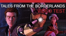 Test de Tales from the Borderlands !