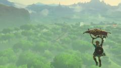 Zelda Beath of the Wild : Une suite est en préparation