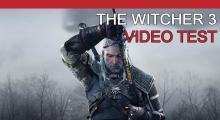 Test de The Witcher 3