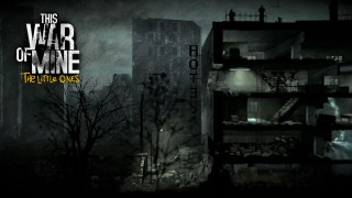 This War of Mine the Little Ones : Une arrivée sur console