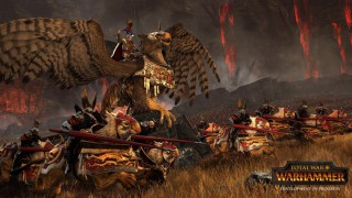Total War Warhammer : Première images de la carte de campagne