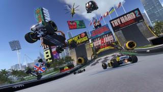 Trackmania Turbo : Présentation vidéo des nouveaux environnements