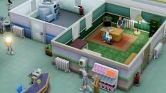 Two Point Hospital : L'espace s'écroule sur votre établissement